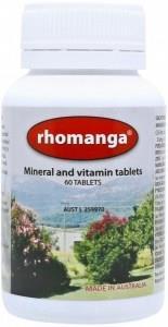 Percys Rhomanga 60 Tablets