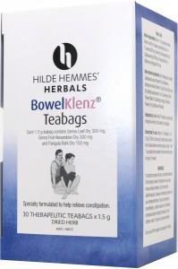 Hilde Hemmes BowelKlenz - 30 Teabags