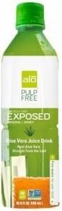 Alo Exposed Aloe Vera + Honey 500ml x 12