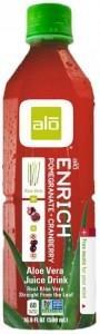 Alo Enrich Aloe Vera + Pomegranate + Cranberry 500ml x 12