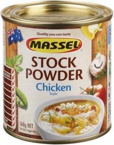 Massel Stock Powder Chicken G/F 168gm