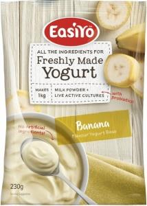 Easiyo Banana Yogurt 230g