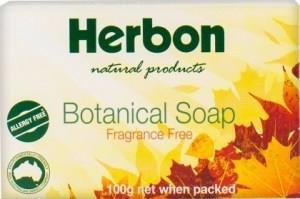 Herbon Botanical Soap 100gm