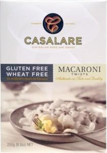 Casalare Macaroni Twists 250g