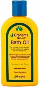 Grahams Bath Oil 220ml