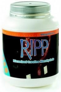 Megaburn Ripp - Creatine 1kg