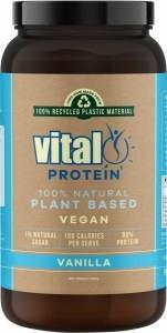 Vital Protein Pea Protein Isolate VanillaPwdr 500g