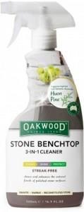 Oakwood Stone Benchtop 3 in 1 Cleaner 500ml