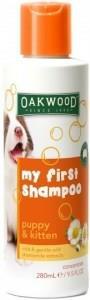 Oakwood My First Shampoo Puppy and Kitten 280ml
