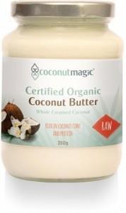Coconut Magic Organic Coconut Butter G/F 350g