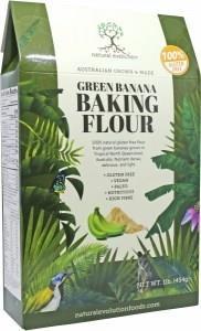Natural Evolution Banana Flour 454g