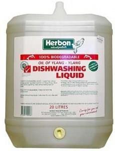 Herbon Fragrance Free Dishwashing Liquid 20L