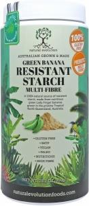 Natural Evolution Green Banana Resistant Starch 800g