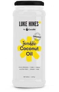 Luke Hines by Cocolife Organic Incredible Coconut Oil G/F 425ml