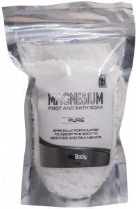 Mgbody Magnesium Foot & Bath Soak Pure 350g
