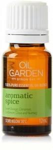 Oil Garden Aromatic Spice Pure Essential Oil Blends 12ml