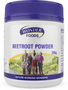 Wonderfoods Beetroot Powder 250g