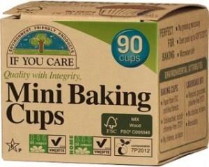 If You Care Mini Baking Cups 90Pcs