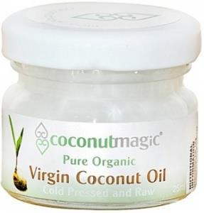 Coconut Magic Organic Virgin Coconut Oil 25ml