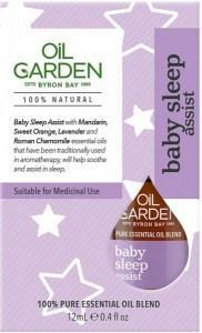 Oil Garden Baby Essential Oil Sleep 12mL