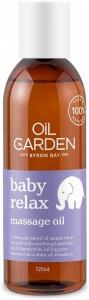 Oil Garden Baby Relax Massage Oil 125ml