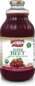 Lakewood Organic Beet Super Juice G/F 946ml