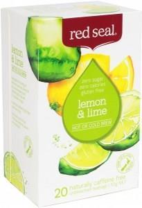 Red Seal Lemon & Lime 20Teabags