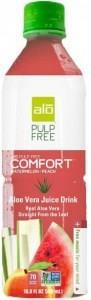 Alo Comfort Aloe Vera DrinkWatermelon & Peach 500mlx12