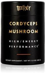 Teelixir Cordyceps (Certified Organic) Powder 100g