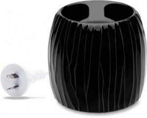 Aromamatic Wax Melt Electric Warmers Black Pearl