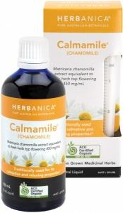 Herbanica Calmamile (Chamomile) Oral Liquid 100ml