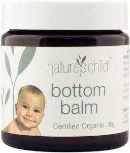 Natures Child Organic Bottom Balm 85g