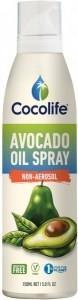 Cocolife Avocado Oil Spray Non-Aerosol G/F 150ml