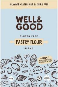 Well And Good Pastry Flour Blend 400g