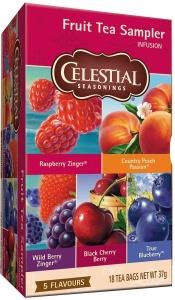 Celestial Seasonings Fruit Tea Sampler (5Flavours) 18Teabags