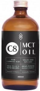 Coconut Magic C8 MCT Oil 480ml