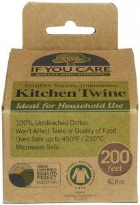 If You Care Organic Unbleached Kitchen Twine 60.8m