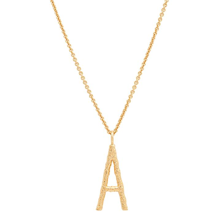 Image of Mothers Day Grande Letter Necklace