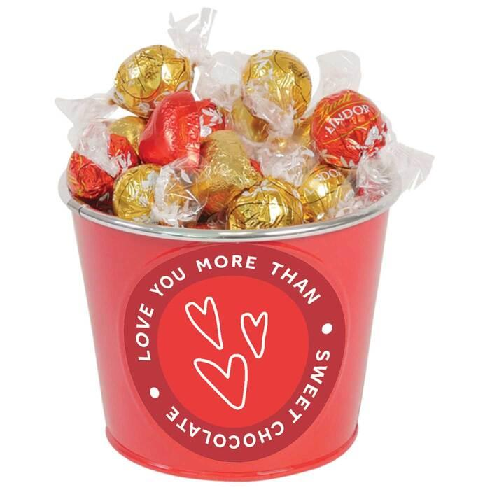 Valentine Bucket of Love