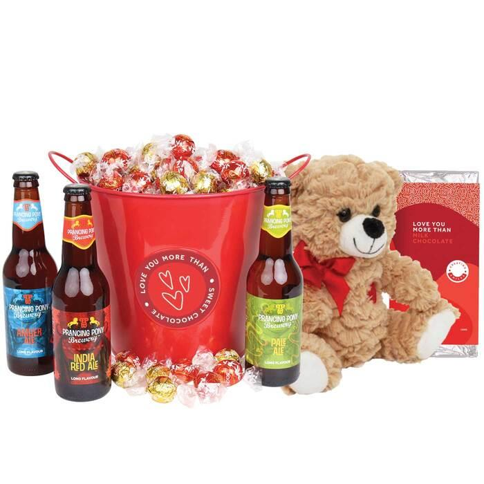 Image of Mothers Day Valentine Craft Beer Indulgence