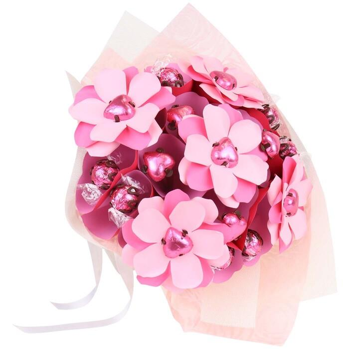 Image of Mothers Day Luxurious Blush Rose Bouquet