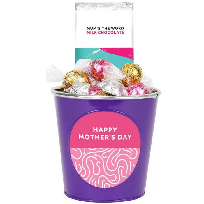 Image of Mothers Day Mother's Day Choc Block Bucket