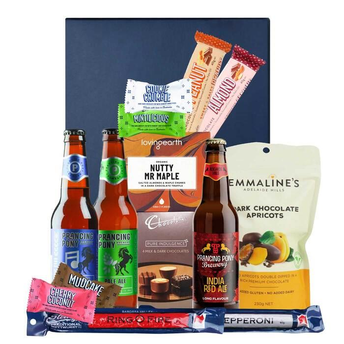Image of Mothers Day Craft Beer & Chocolate Gift Hamper
