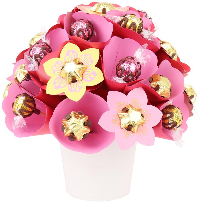 Image of Mothers Day Sunrise Chocolate Arrangement Classic