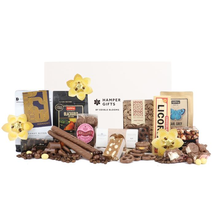 Image of Mothers Day Margaret River & WA Chocolate, Coffee and Tea Gift Hamper