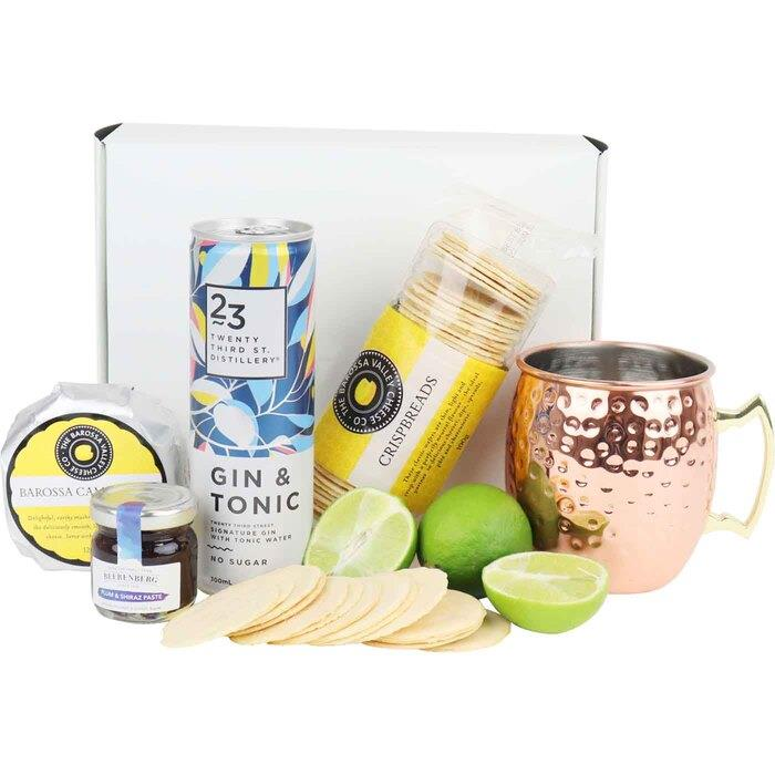 Image of Mothers Day Gin Treat Gift Box