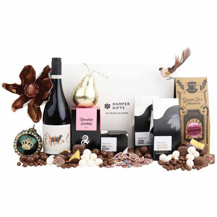 Image of Mothers Day Red Wine Christmas Gift Hamper