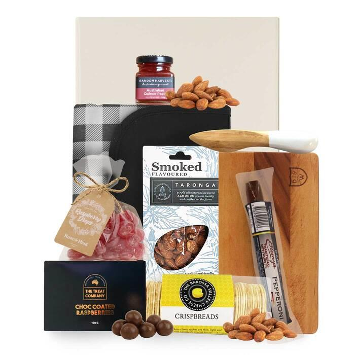 Image of Mothers Day Everything but the Cheese Gift Hamper
