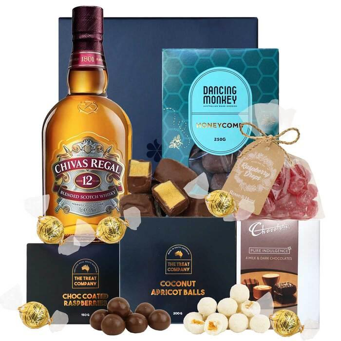 Image of Mothers Day Scotch Delight Gift Hamper