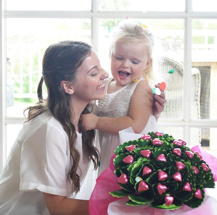 Image of Mothers Day With Love Posy